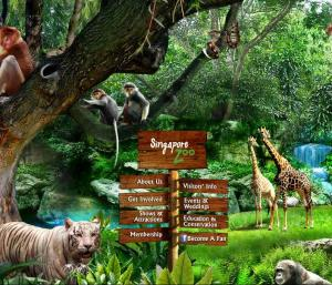4d 3n Tour With Sentosa, Singapore Zoo & Night Safari (sg 28) Packages